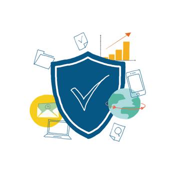 Blog Image Security Shield