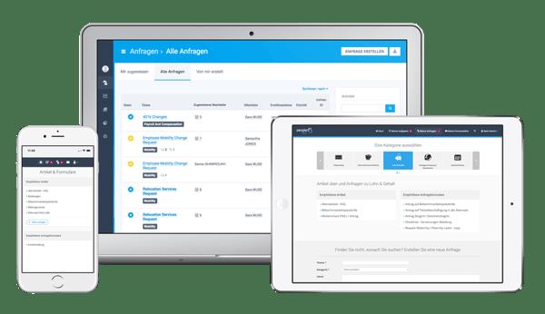 HR-Service-Delivery-Platform